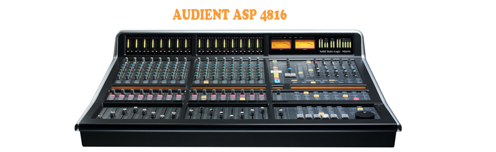 audiowarehouse.ie - Audient ASP 4816