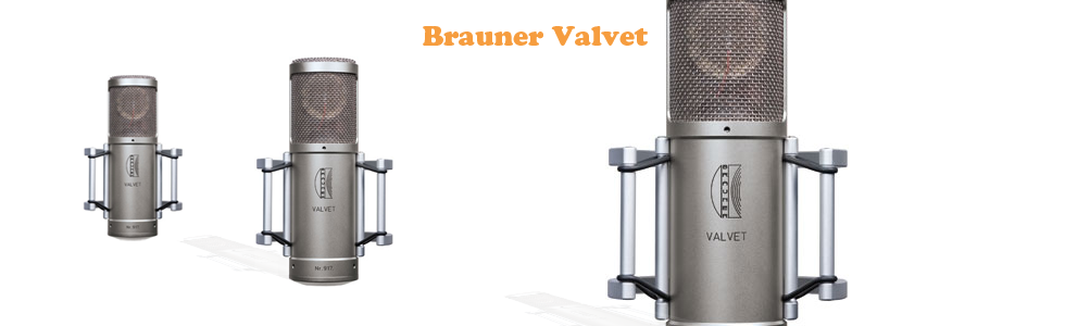 audiowarehouse.ie - Brauner Valvet